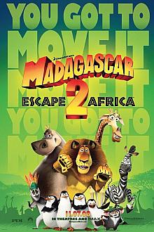 马达加斯加2(英文版)