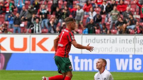 2021年9月18日 德甲 奥格斯堡vs门兴格拉德巴赫 比赛视频