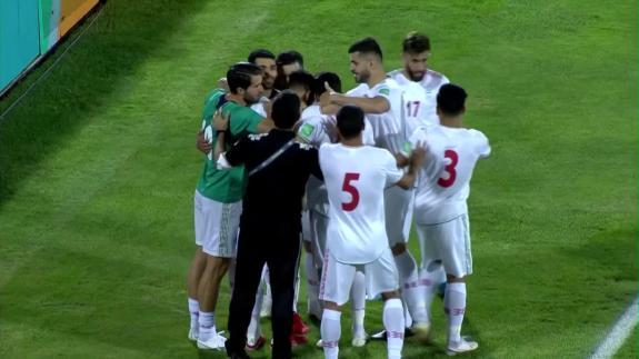 2021年10月12日 亚洲预选 伊朗vs韩国 比赛视频