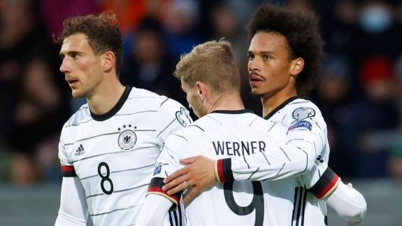 2021年10月12日 欧洲预选 冰岛vs列支敦士登 比赛视频
