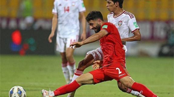 2021年10月13日 亚洲预选 阿联酋vs伊拉克 比赛视频